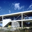 Architecture, Art and Collaborative Design: Harry Seidler Exhibition (3) Julian Rose House, Wahroonga, Sydney, 1949-50n  Max Dupain