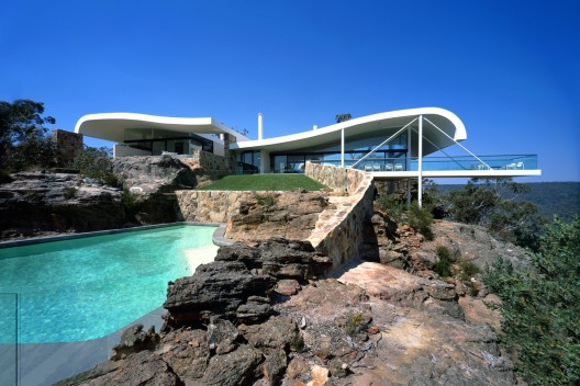 Berman House, Joadja, New South Wales, 1996-99  Eric Sierins
