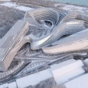 Zaha Hadid to Regenerate Historic Site in Belgrade (1) © ZHA