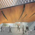 &#039;Open Exchange&#039; Green Square Library and Plaza Competition Entry (2) Courtesy of MODU