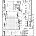 In Progress: The New School University Center / SOM (9) Level 2 Floor Plan © SOM