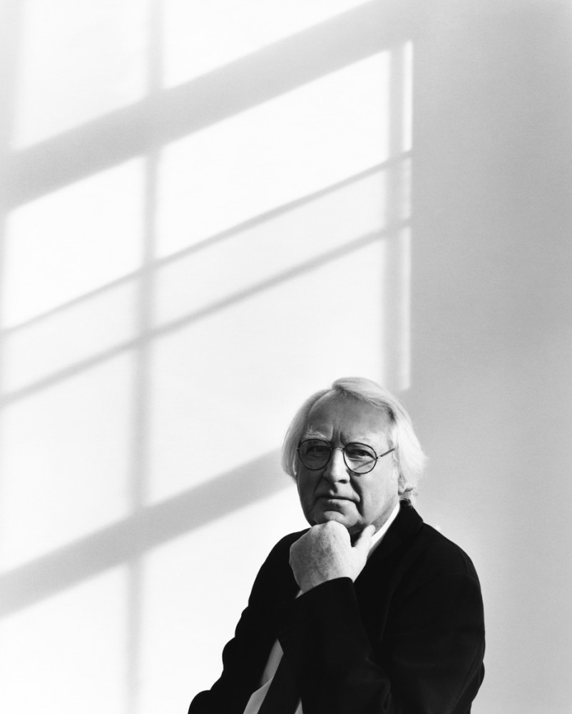 Richard Meier Celebrates Fifty Years of Architecture