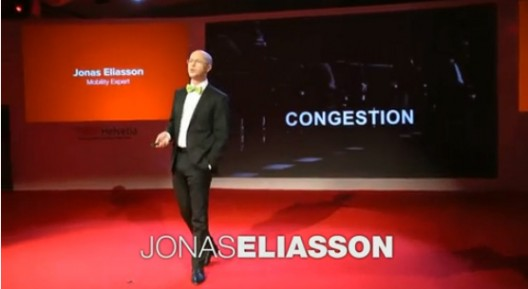 TEDx: How to solve traffic jams / Jonas Eliasson