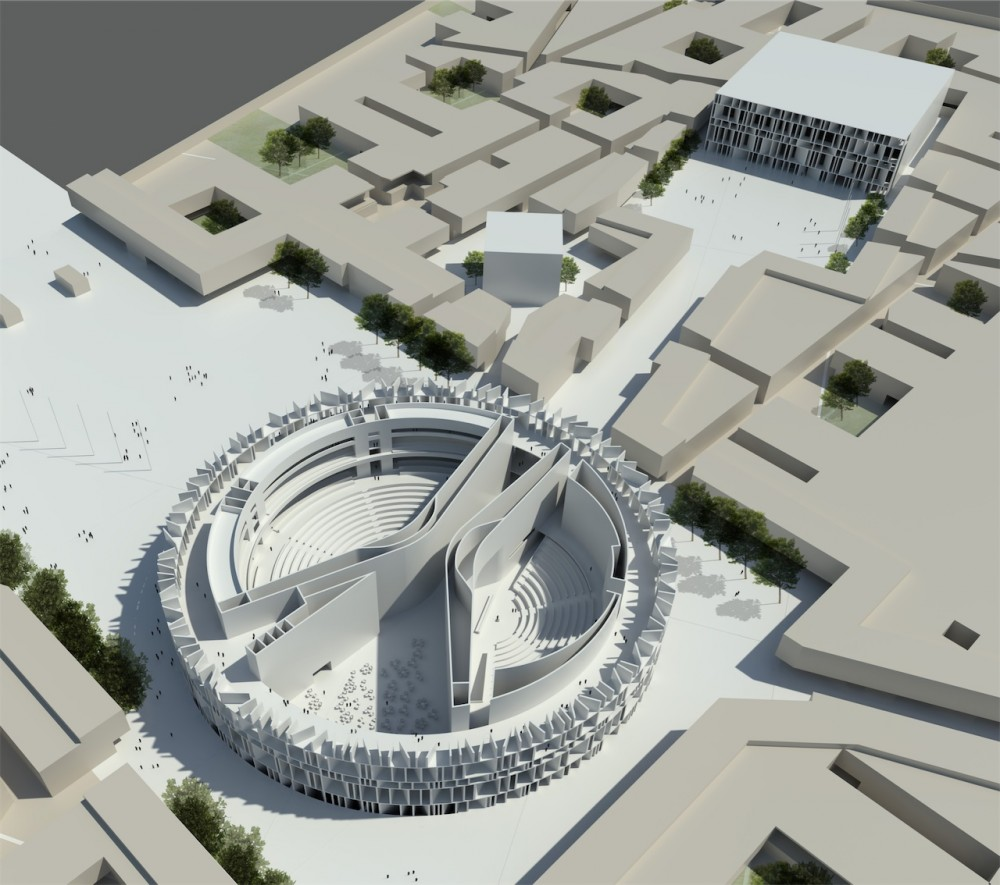 Assemblage Wins Iraqi Parliament Competition