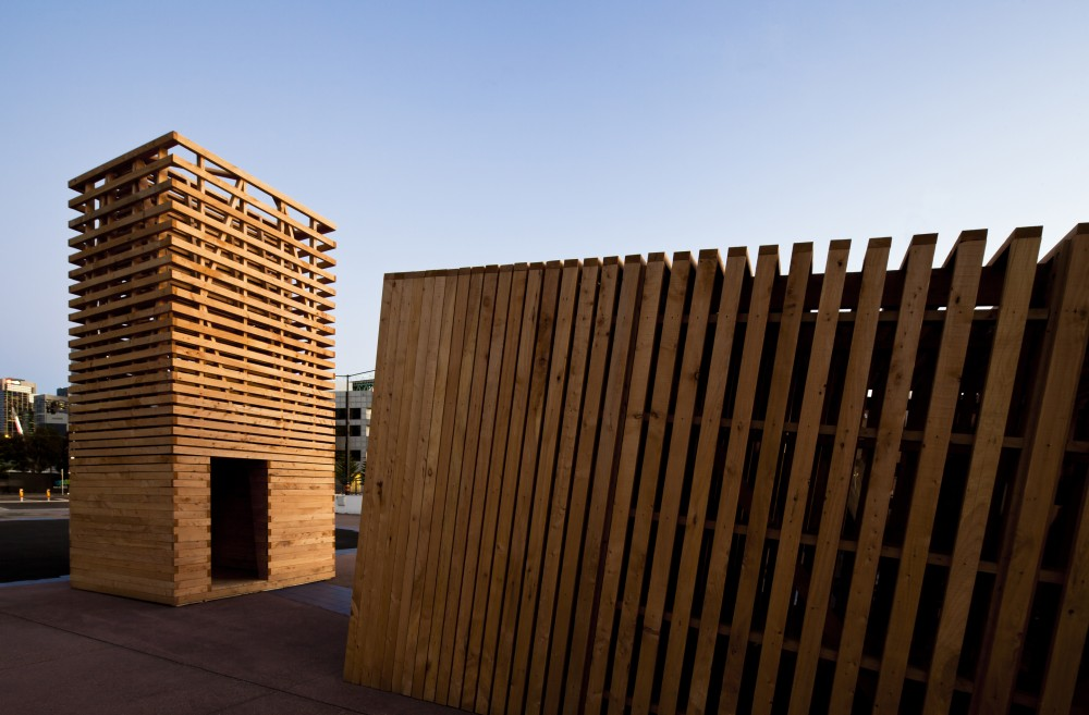 Sealight Pavilion / Monash University Department of Architecture