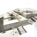 Innovative Bioclimatic European School Third Prize Winning Proposal (1) Courtesy of Atelier3AM