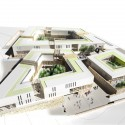 Innovative Bioclimatic European School Third Prize Winning Proposal (2) Courtesy of Atelier3AM