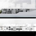 Beirut Multi Art Use (MAU) Project Proposal (12) elevation and section