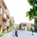 Lbeck Housing First Prize Winning Proposal (2) Courtesy of WE Architecture
