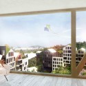Parkhill Competition Winning Proposal (5) view from the flat