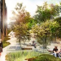 Parkhill Competition Winning Proposal (7) terraced plaza
