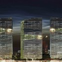 Trump Towers Proposal (6) Courtesy of Aflalo &amp; Gasperini Arquitetos