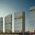Trump Towers Proposal (3) Courtesy of Aflalo &amp; Gasperini Arquitetos