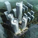 Chongqing Business Center Proposal (2) Courtesy of United Design Group