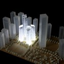 Chongqing Business Center Proposal (15) model 08