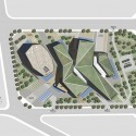Huaihua Theater and Exhibition Center Proposal (6) site plan
