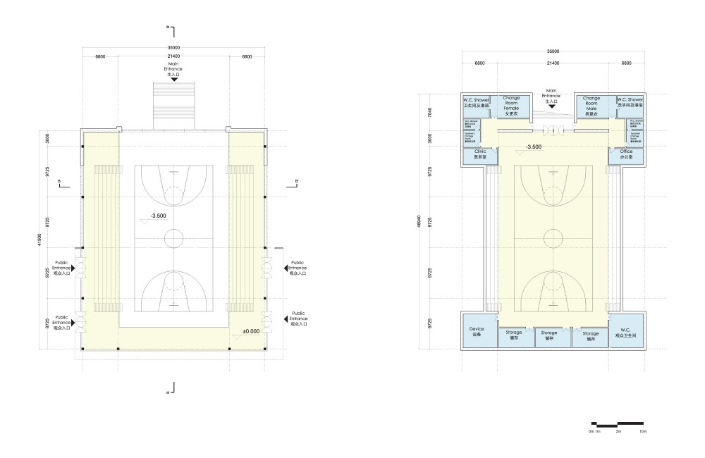 Architecture photography kunshan middle school proposal