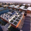 Kunshan Middle School Proposal (5) Courtesy of United Design Group