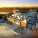 Kunshan Middle School Proposal (2) Courtesy of United Design Group