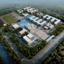 Kunshan Middle School Proposal (1) Courtesy of United Design Group