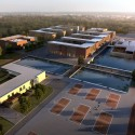Kunshan Middle School Proposal (4) Courtesy of United Design Group