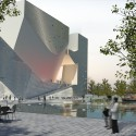 Tianjin View 01  Steven Holl Architects