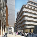 St. James Market Developement Proposal Granted Planning Permission (1) Courtesy of Make Architects