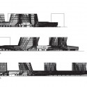 Shanghai Wuzhou International Plaza Winning Proposal (14) elevations