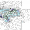 Shanghai Wuzhou International Plaza Winning Proposal (8) ground level plan