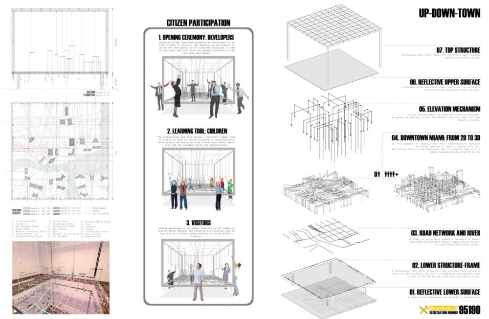 DawnTown Design/Build Competition Winner / Manuel Clavel-Rojo &#038; Jacob Brillhart