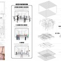DawnTown Design/Build Competition Winner (1) Courtesy of Manuel Clavel-Rojo & Jacob Brillhart