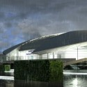 Sports Hall Competition Entry (5) Courtesy of Studio EL
