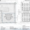 Sports Hall Competition Entry (8) floor plans