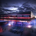 2018 FIFA World Cup Stadium Winning Proposal (1)  Wilmotte &amp; Associs SA