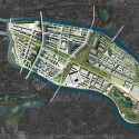 2018 FIFA World Cup Stadium Winning Proposal (6) master plan /  Wilmotte &amp; Associs SA