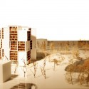 University of Southern Denmark Student Housing Winning Proposal (6) model 01