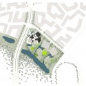 University of Southern Denmark Student Housing Winning Proposal (11) site plan 02