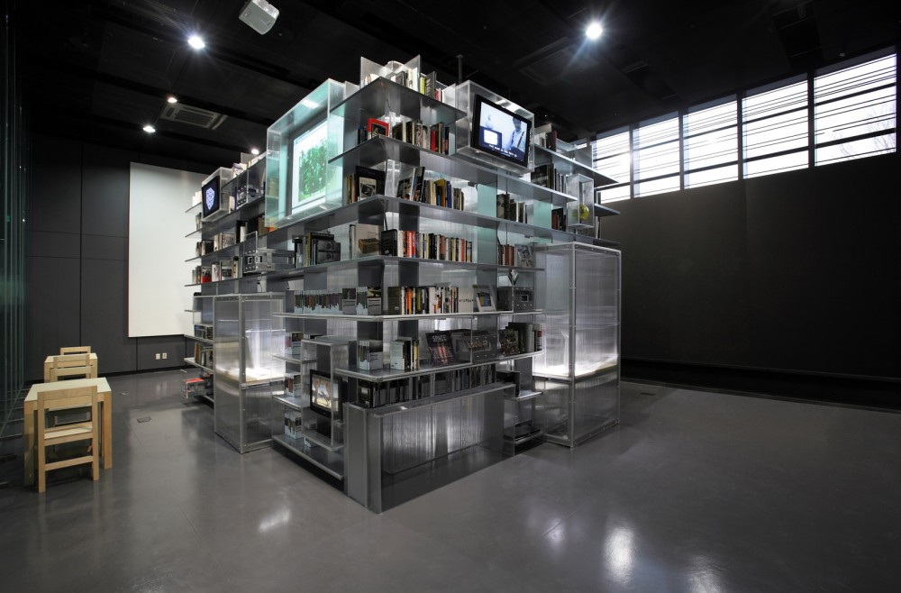 Nam June Paik Library / N H D M