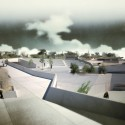 Urban Park of Palouriotissa Second Prize Winning Proposal (6) © Ch. Gregoriou, G. Artopoulos, N. Metoxis and N. Skantzouris