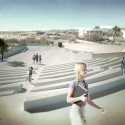 Urban Park of Palouriotissa Second Prize Winning Proposal (7) © Ch. Gregoriou, G. Artopoulos, N. Metoxis and N. Skantzouris