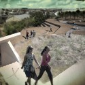 Urban Park of Palouriotissa Second Prize Winning Proposal (2) © Ch. Gregoriou, G. Artopoulos, N. Metoxis and N. Skantzouris