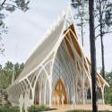University of North Florida Interfaith Chapel Competition Entry (1) Courtesy of OAD