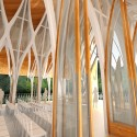 University of North Florida Interfaith Chapel Competition Entry (3) Courtesy of OAD