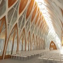 University of North Florida Interfaith Chapel Competition Entry (4) Courtesy of OAD