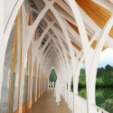 University of North Florida Interfaith Chapel Competition Entry (5) Courtesy of OAD