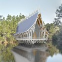 University of North Florida Interfaith Chapel Competition Entry (2) Courtesy of OAD