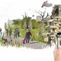 Detroit by Design 2012 Competition Winning Proposal (3) The Habitat Hotel and Arboretum