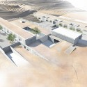 Innovative, Bioclimatic, European School Complex Second Prize Winning Proposal (1) Courtesy of Platon Issaias, Theodosis Issaias, Alexandra Vougia, Costandis Kizis