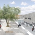 Innovative, Bioclimatic, European School Complex Second Prize Winning Proposal (2) Courtesy of Platon Issaias, Theodosis Issaias, Alexandra Vougia, Costandis Kizis