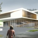 'Fields Of Knowledge' Sustainable Education Campus Second Prize Winning Proposal (2) Courtesy of ShaGa Studio + Auerbach Halevy Architects, and Doro Dietz